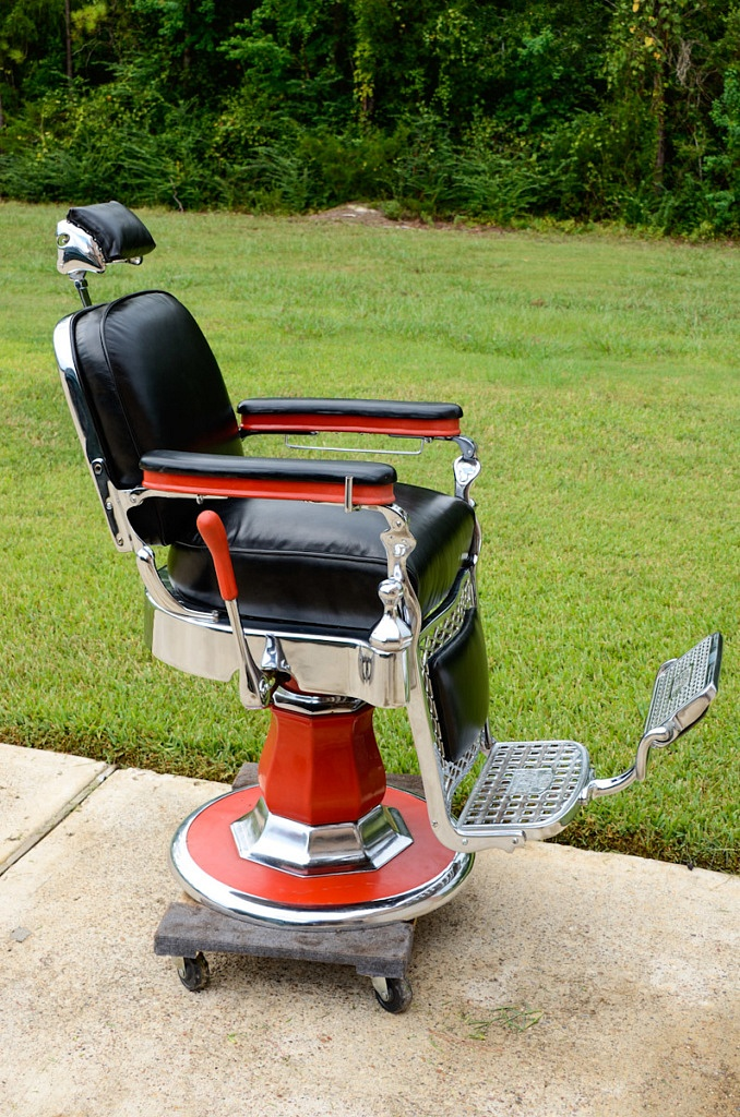 Emil J Paidar Custom Barber Chairs And Restorations