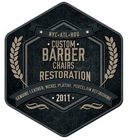 Custom Barber Chairs And Restorations ...